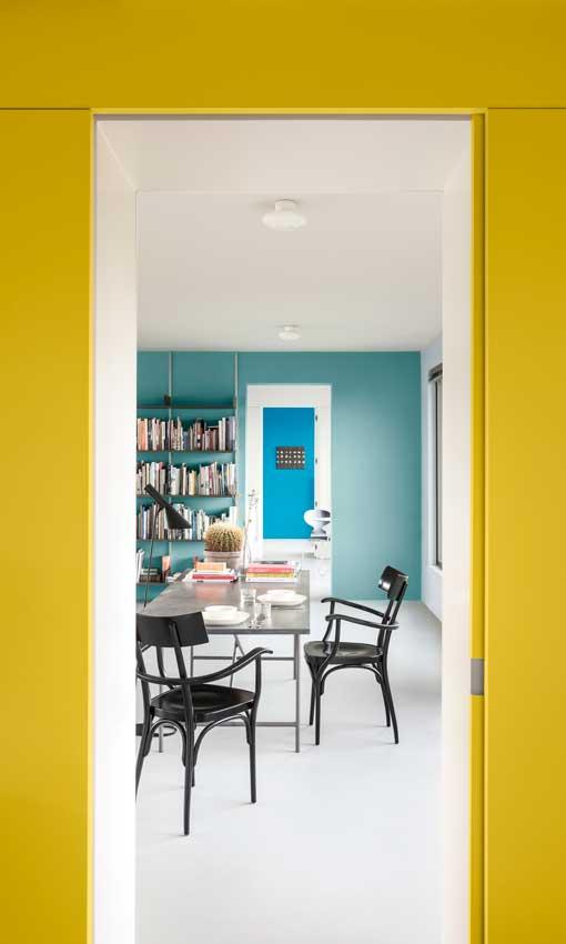 Estos son los colores con los que debes pintar tu casa si - Como llenar la casa de energia positiva ...