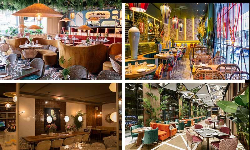 Restaurantes de dise o para celebrar el d a de la madre foto for Tipos de restaurantes franceses