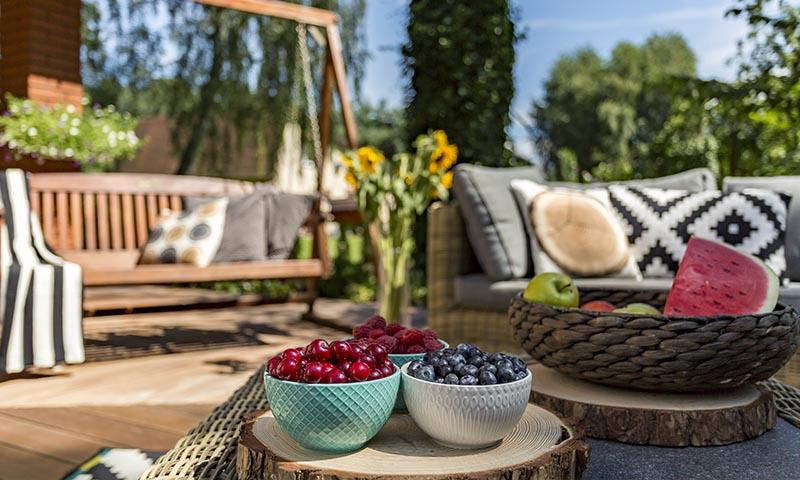 Pon A Punto Tu Terraza Con Estas Ideas De Decoracion - Terraza-decoracion