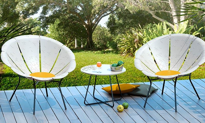 15 propuestas \'outdoor\' llenas de estilo para un verano al fresco - Foto