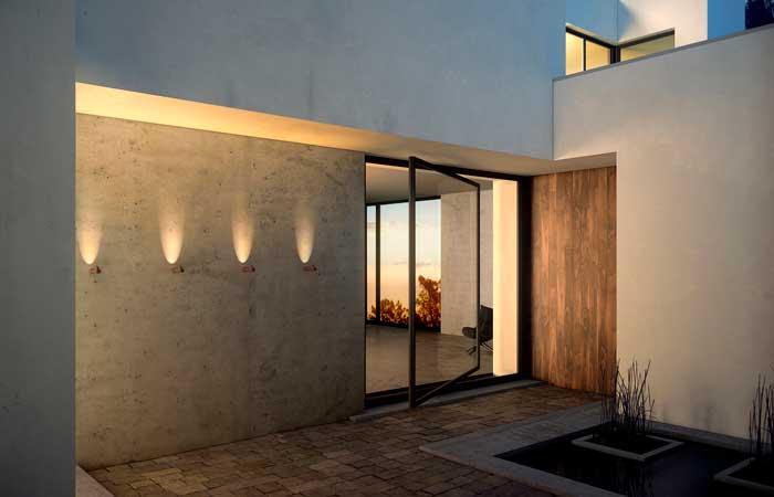 Claves para iluminar jardines y terraza for Iluminacion para exteriores
