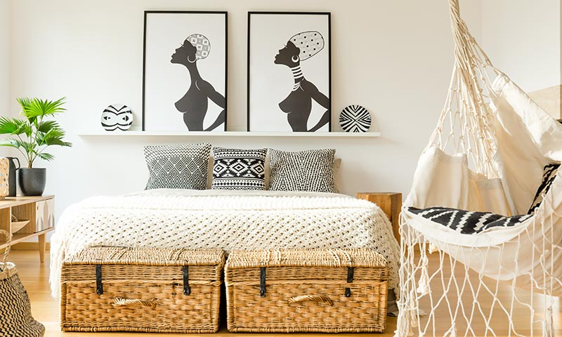 Del mimbre al lino: Ideas para dar un toque natural y cálido a tu casa