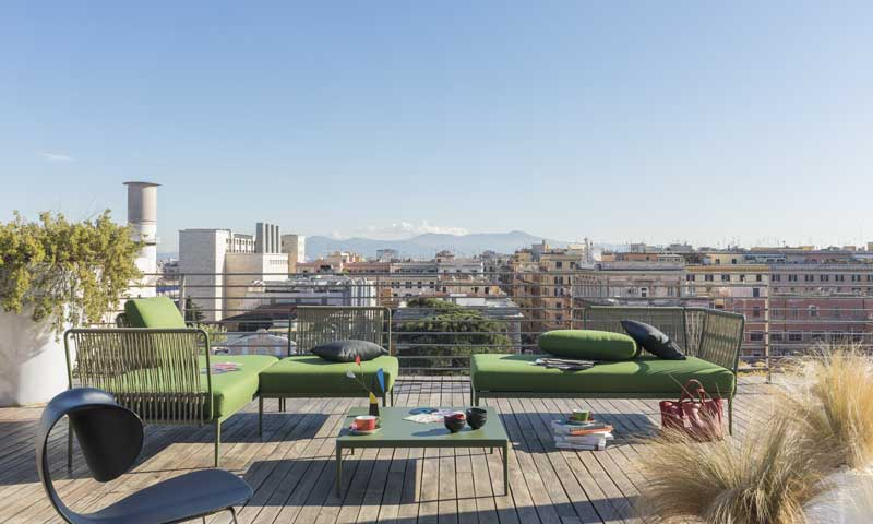 Cómo lograr una terraza con encanto - Foto 5b7473490e4