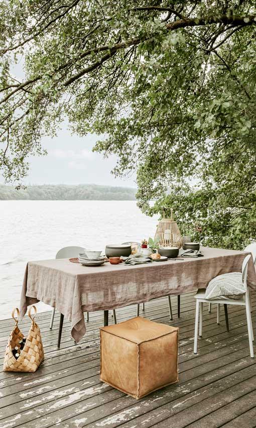 15 comedores de verano, prácticos y con mucho encanto - Foto