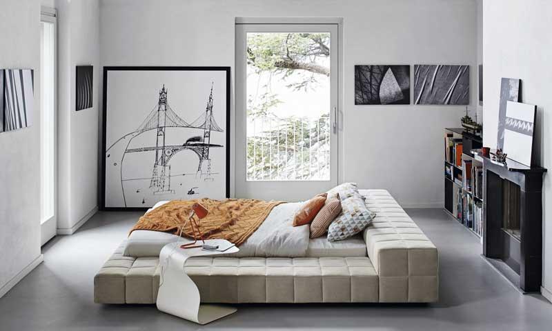 Decálogo de un dormitorio moderno