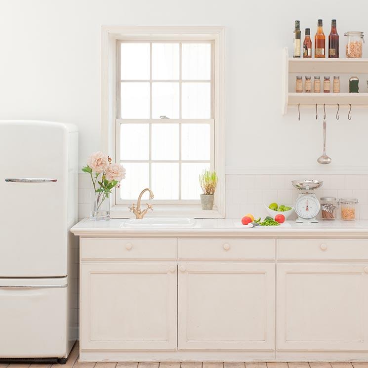 10 Ideas para aprovechar el espacio de una cocina pequeña - Foto