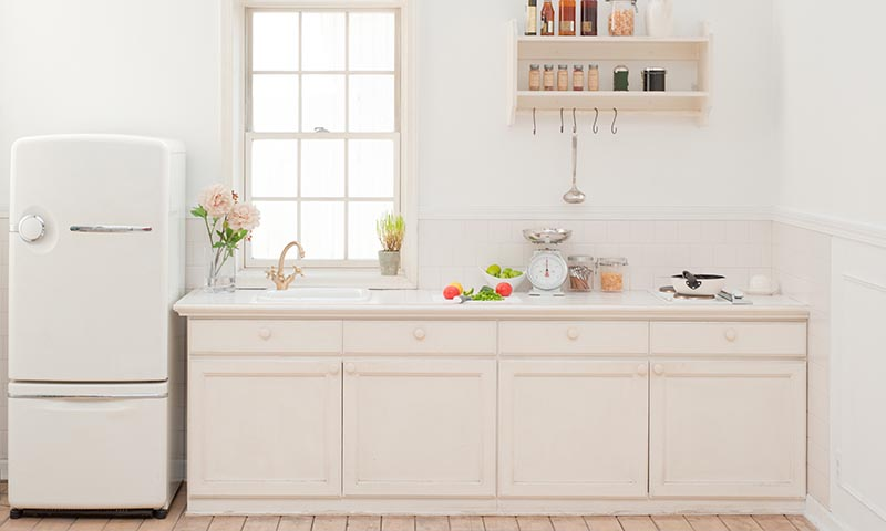 10 ideas para aprovechar el espacio de una cocina peque a for Como aprovechar una cocina pequena