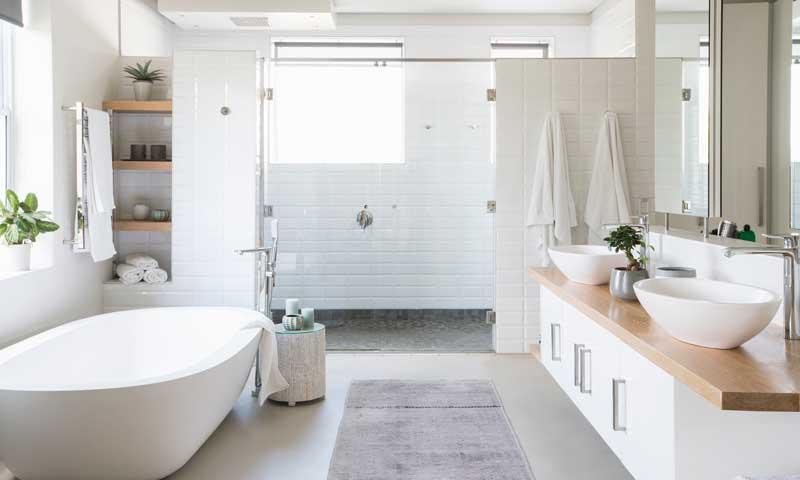 Ideas \'low-cost\' para darle un toque de estilo a tu cuarto de baño ...