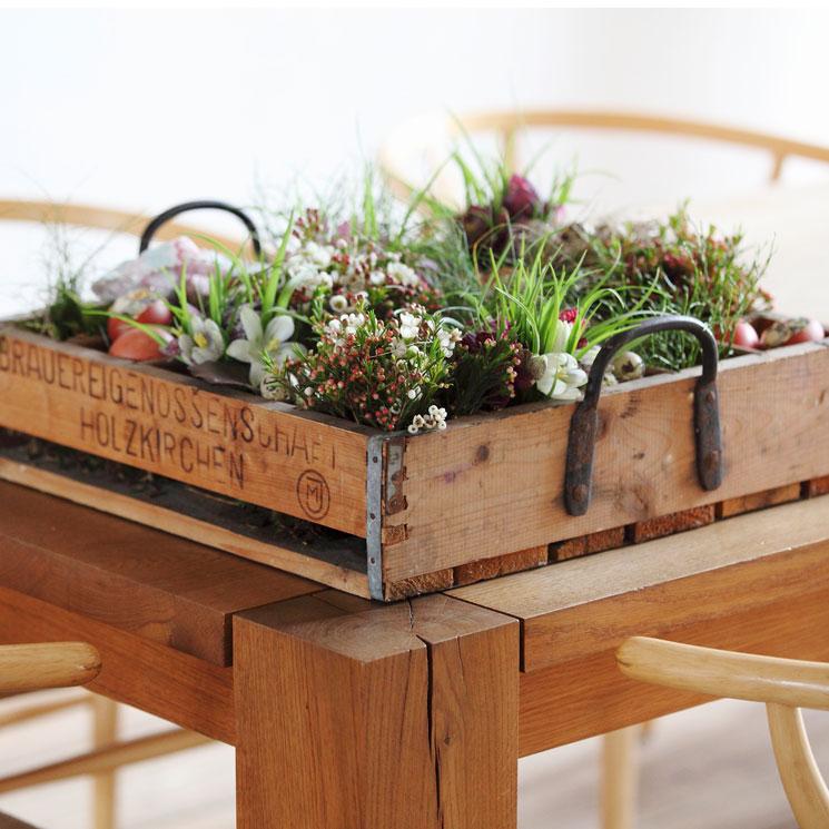 Ideas creativas y recicladas para organizar t for Decoracion de casas con material reciclado