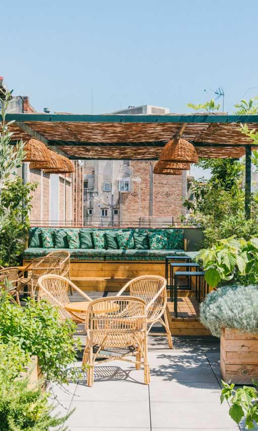 13 Terrazas De Moda Para Hacer Frente Al Verano En La Ciudad