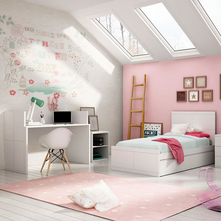 Ideas para decorar el dormitorio de los ni os foto - Dormitorios para nino ...