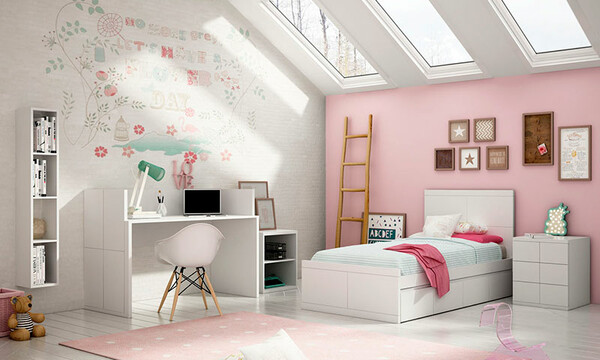 Ideas Para Decorar El Dormitorio De Los Ninos