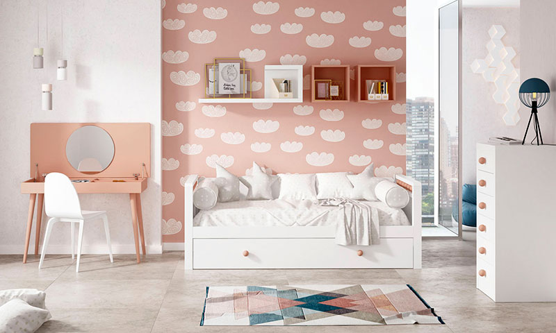 Ideas para decorar el dormitorio de los ni os foto - Ideas para decorar el dormitorio ...