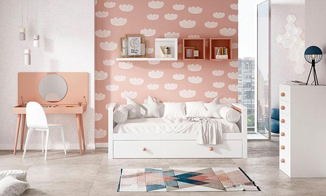 Ideas para decorar el dormitorio de los niños