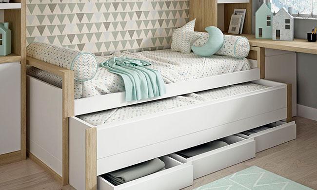 Ideas Para Decorar El Dormitorio De Los Ninos - Decoracion-de-dormitorios-de-nios