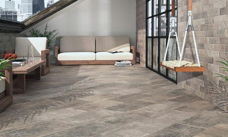 13 ideas para vestir los suelos de la terraza y el jard n - Suelo antideslizante exterior ...