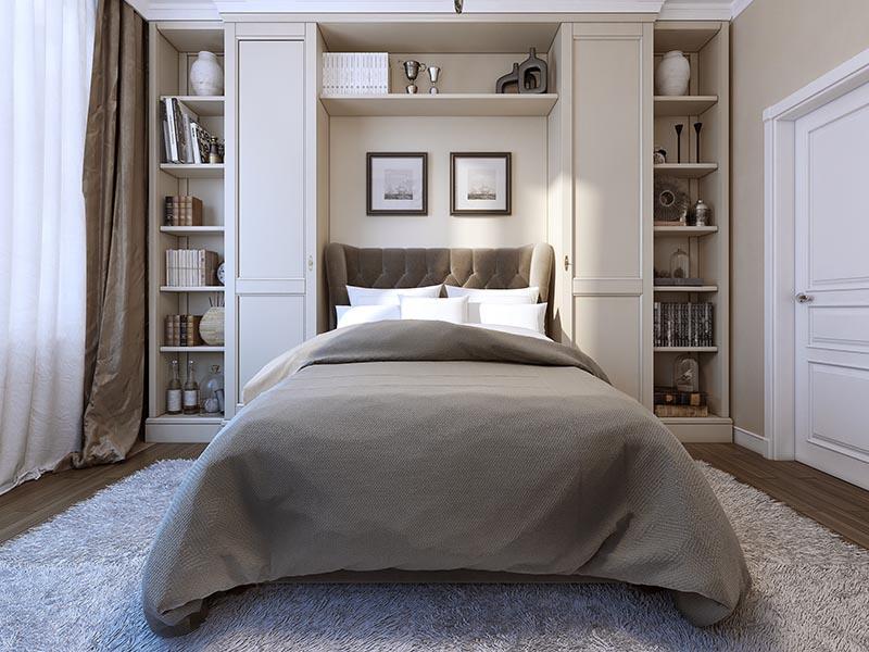 Ideas para decorar dormitorios peque os foto for Dormitorios minimalistas pequenos