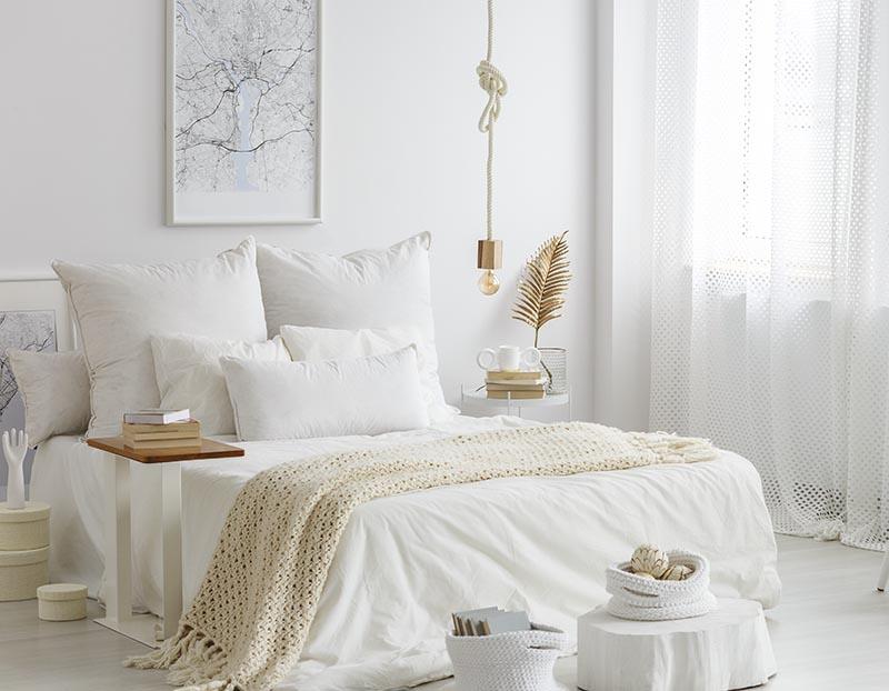 Ideas para decorar dormitorios pequeños - Foto
