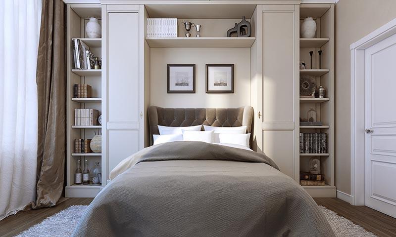 Ideas Para Decorar Dormitorios Pequeños Foto 1