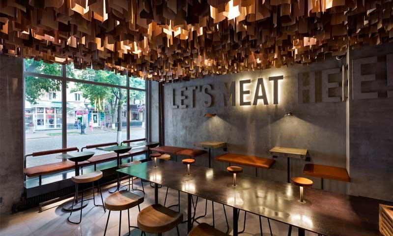 Siete restaurantes de diseño para abrir boca este verano