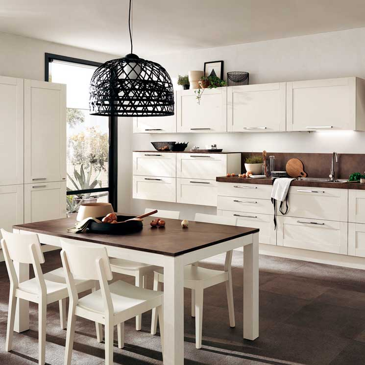 Cocinas Blancas Un Clásico Que Nunca Pasa De Moda Foto 1