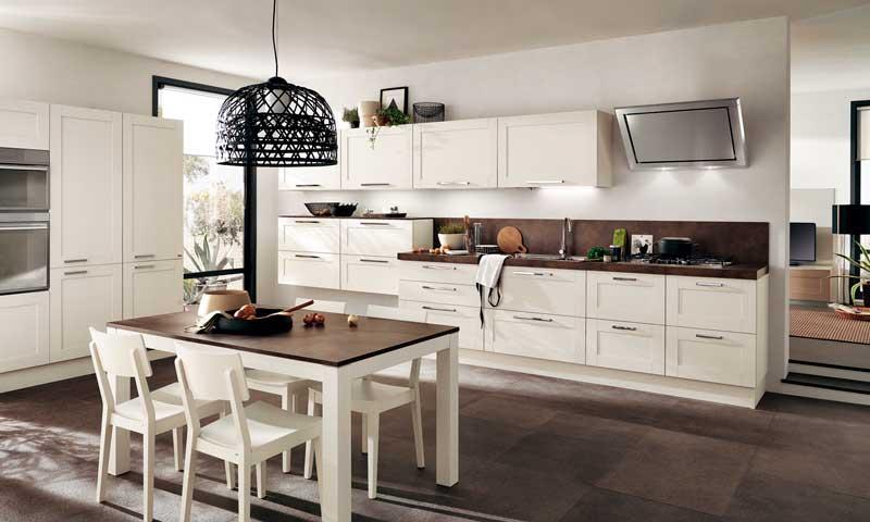 Cocinas blancas: un clásico que nunca pasa de moda - Foto