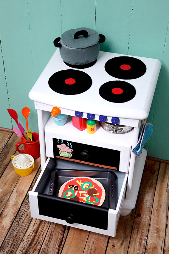 DIY Haz Tu Propia Cocina Para Niños