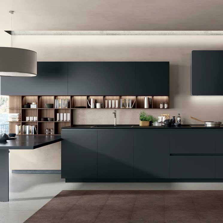 117262aa9 12 claves para iluminar tu cocina que harán que tus platos brillen y tú te  sientas