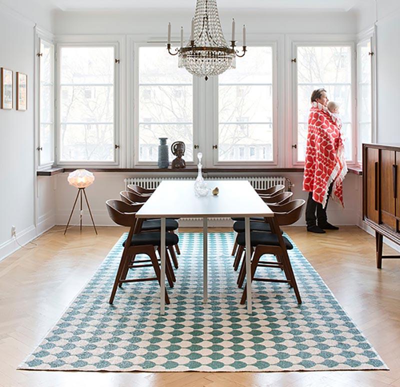 Da calidez a tu hogar con una alfombra - Foto