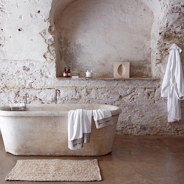 Cómo conseguir un baño de estilo rústico - Foto 1