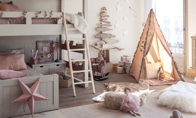 Dormitorios infantiles que ayudan a conseguir un buen descanso - Foto