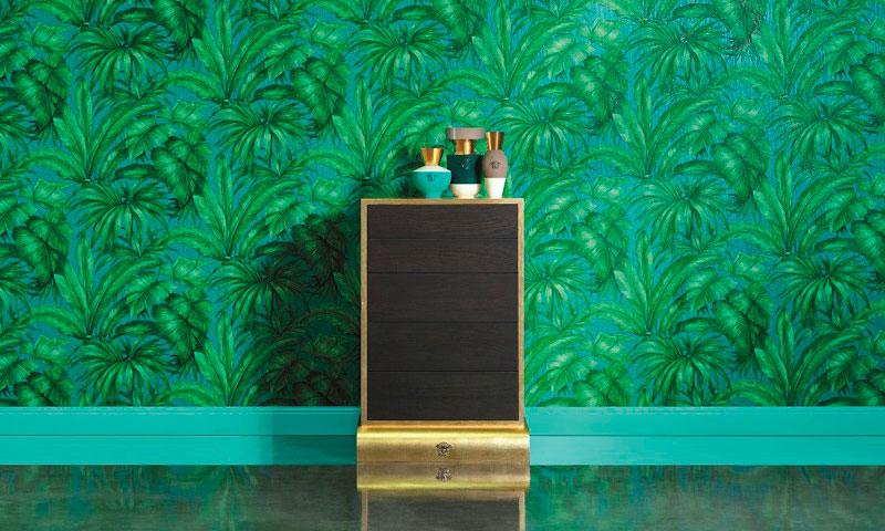 Cavalli, Versace, Lacroix, Polo Ralph Lauren o Blue Marine ponen de moda tus paredes