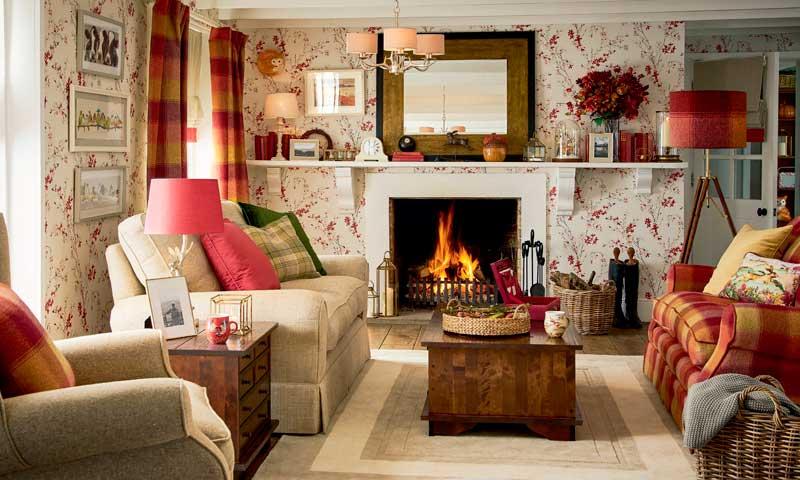 Llega el frío: ¿Encendemos la calefacción o prendemos la chimenea?