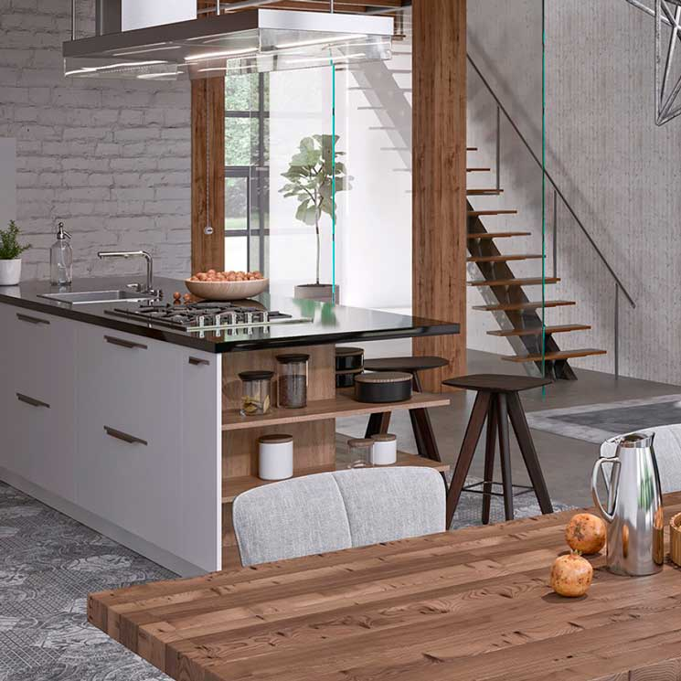 12 cocinas con estilo y personalidad propia foto - Cocinas con estilo ...