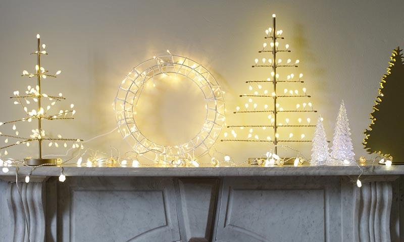 Árboles de Navidad muy originales, ¿cuál te gusta más?