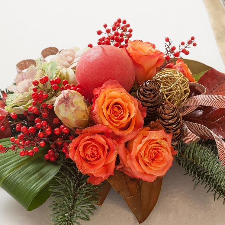 Flores Para Decorar Tu Casa Esta Navidad Foto