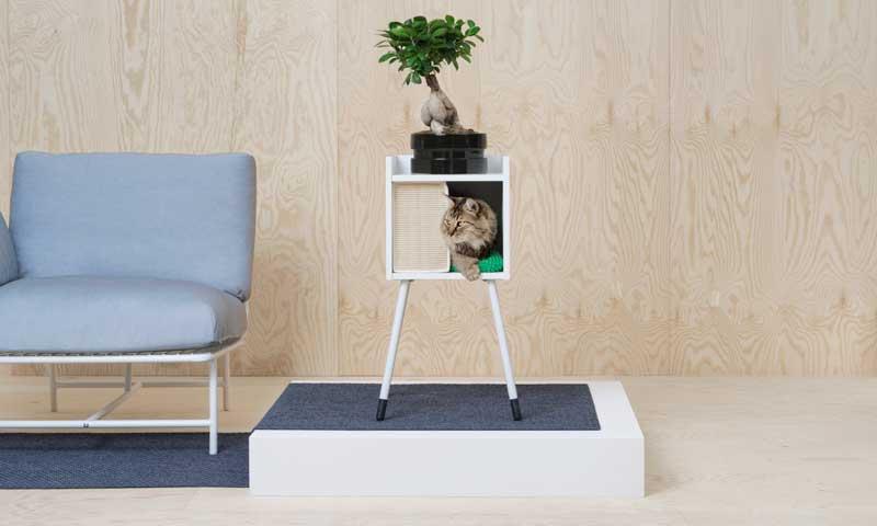 Muebles para perros y gatos (y dueños) con mucho estilo