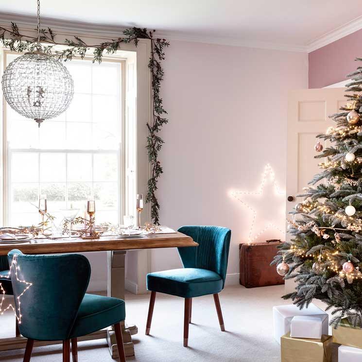 Cómo preparar el comedor y la mesa para las celebraciones navideñas ...