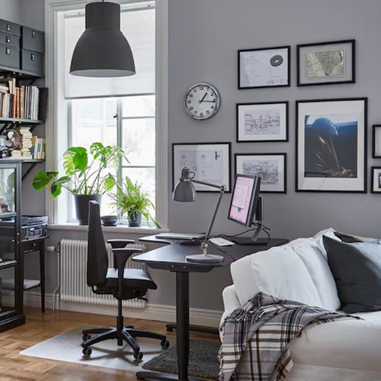 Ideas para decorar un sal n con mesa de trabajo foto 1 - Mesas de libro para salon ...