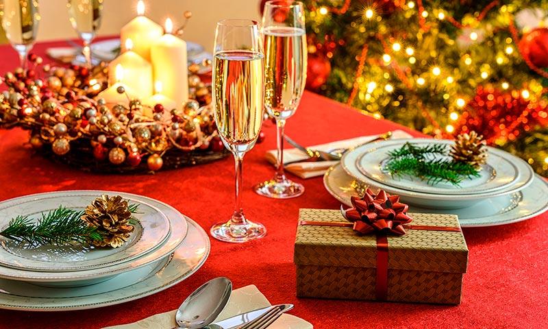 La mesa de Navidad: claves de estilo para una espectacular puesta en escena