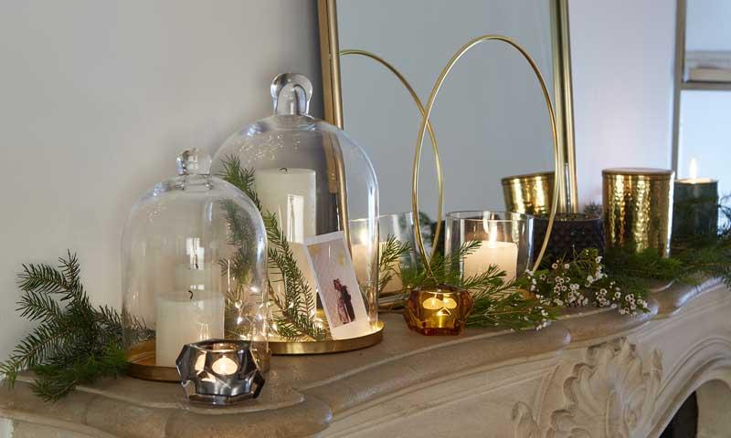 Ideas para llenar de luz y magia tu casa esta Navidad