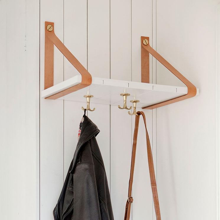 DIY  Un original perchero para cualquier rincón de tu casa da80e7c8f25