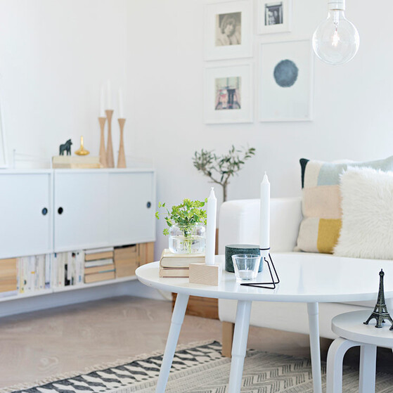 Ideas inspiradoras para decorar salones pequeños