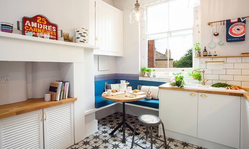 Ideas Deco Para Comer En Cocinas Pequenas Foto 1