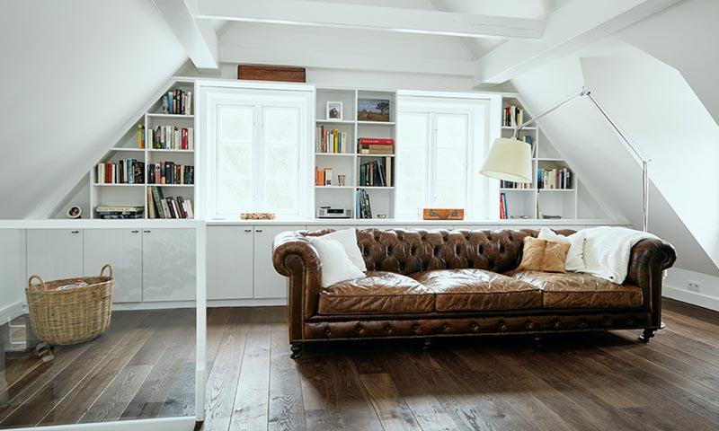 Por qué el sofá 'Chester' nunca pasa de moda