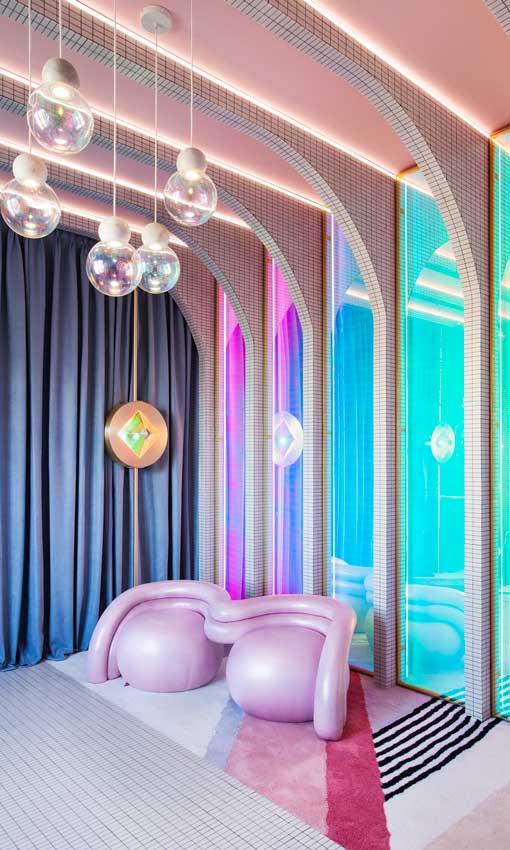 Tendencias Casa Decor 2019 11. Los sillones, redondos, por favor