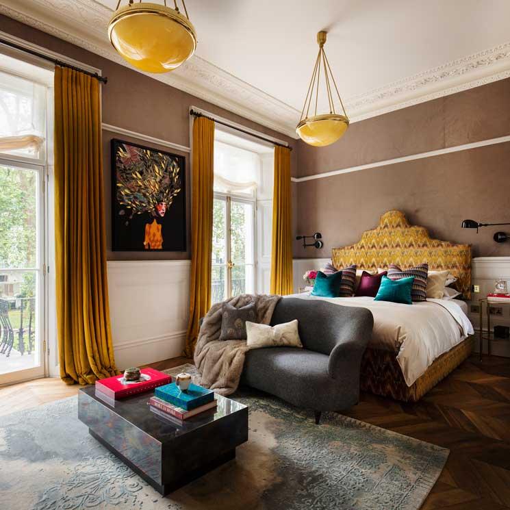 Decoraci n de interiores un apartamento de estilo for Apartamento de decoracion interior