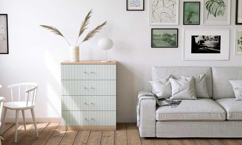 Ideas de decoración: cómo personalizar tus muebles de Ikea