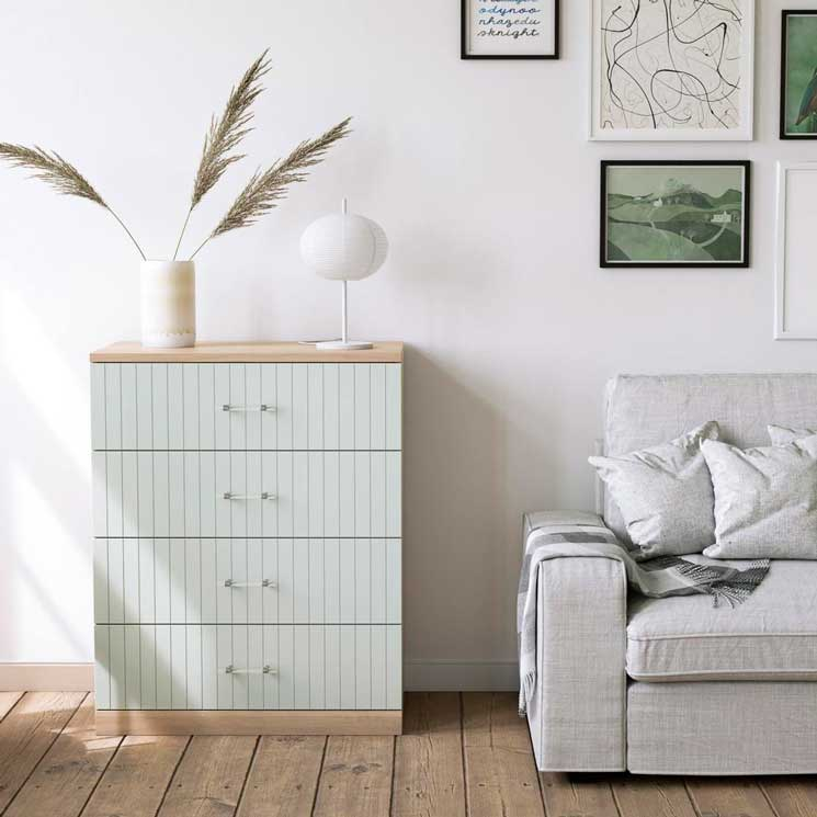 Ideas de decoraci n c mo personalizar tus muebles de ikea - Muebles de salon de ikea ...