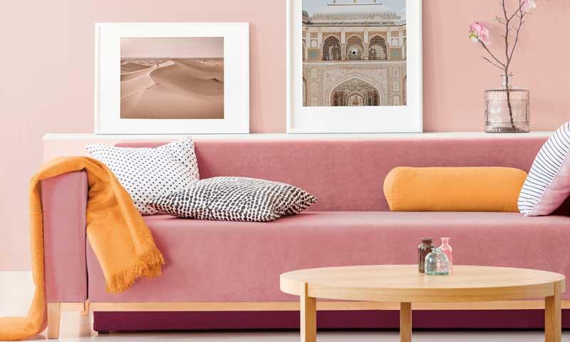 ¿Estás pensando en pintar tu casa? Estos son los colores de moda en 2019